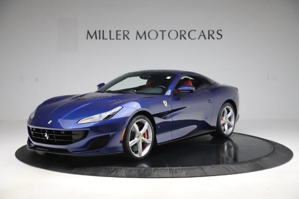 Used 2019 Ferrari Portofino for sale $227,900 at Pagani of Greenwich in Greenwich CT 06830 13