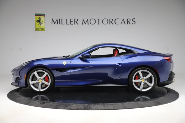 Used 2019 Ferrari Portofino for sale $227,900 at Pagani of Greenwich in Greenwich CT 06830 14