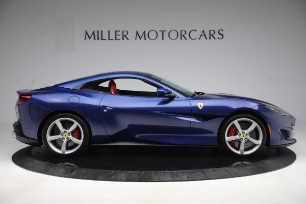 Used 2019 Ferrari Portofino for sale $227,900 at Pagani of Greenwich in Greenwich CT 06830 17