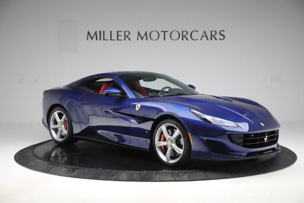 Used 2019 Ferrari Portofino for sale $227,900 at Pagani of Greenwich in Greenwich CT 06830 18