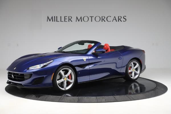 Used 2019 Ferrari Portofino for sale $227,900 at Pagani of Greenwich in Greenwich CT 06830 2