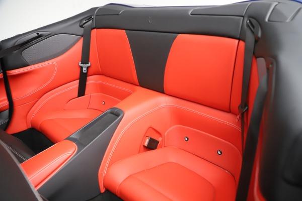 Used 2019 Ferrari Portofino for sale $227,900 at Pagani of Greenwich in Greenwich CT 06830 23