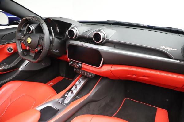 Used 2019 Ferrari Portofino for sale $227,900 at Pagani of Greenwich in Greenwich CT 06830 24