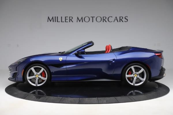 Used 2019 Ferrari Portofino for sale $227,900 at Pagani of Greenwich in Greenwich CT 06830 3