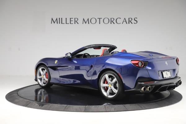 Used 2019 Ferrari Portofino for sale $227,900 at Pagani of Greenwich in Greenwich CT 06830 4