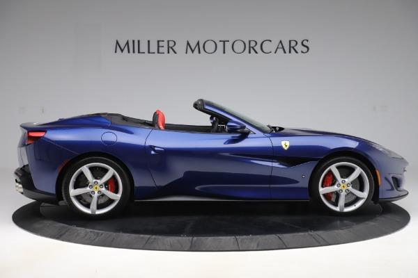 Used 2019 Ferrari Portofino for sale $227,900 at Pagani of Greenwich in Greenwich CT 06830 9