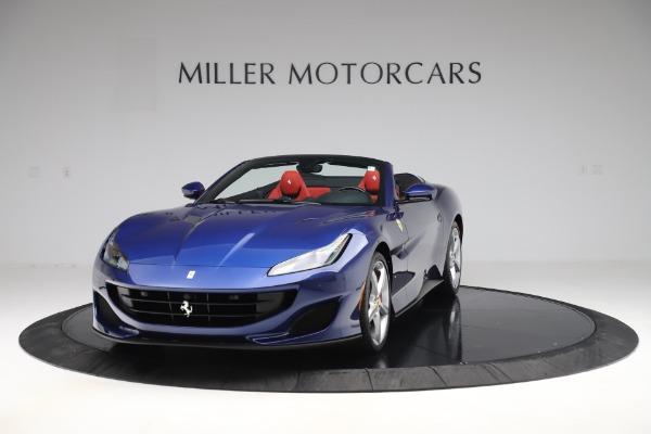 Used 2019 Ferrari Portofino for sale $227,900 at Pagani of Greenwich in Greenwich CT 06830 1