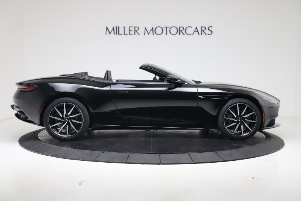 New 2020 Aston Martin DB11 Volante Convertible for sale Sold at Pagani of Greenwich in Greenwich CT 06830 6