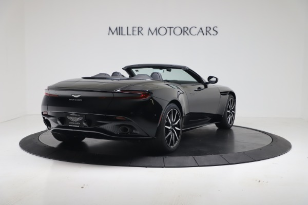 New 2020 Aston Martin DB11 Volante Convertible for sale Sold at Pagani of Greenwich in Greenwich CT 06830 8