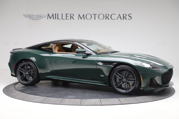 New 2020 Aston Martin DBS Superleggera Coupe for sale Sold at Pagani of Greenwich in Greenwich CT 06830 10
