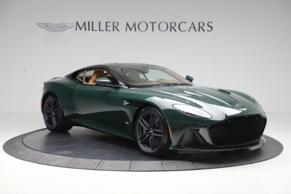 New 2020 Aston Martin DBS Superleggera Coupe for sale Sold at Pagani of Greenwich in Greenwich CT 06830 11