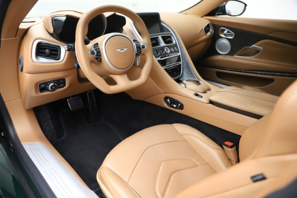 New 2020 Aston Martin DBS Superleggera Coupe for sale Sold at Pagani of Greenwich in Greenwich CT 06830 13