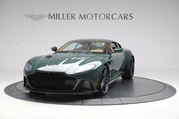 New 2020 Aston Martin DBS Superleggera Coupe for sale Sold at Pagani of Greenwich in Greenwich CT 06830 2