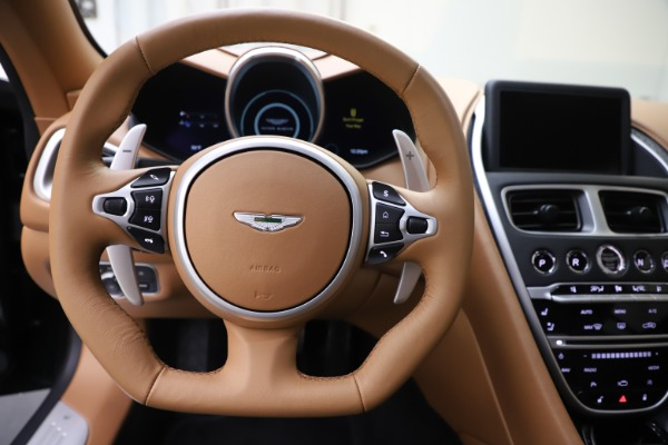 New 2020 Aston Martin DBS Superleggera Coupe for sale Sold at Pagani of Greenwich in Greenwich CT 06830 22