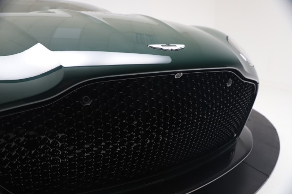 New 2020 Aston Martin DBS Superleggera Coupe for sale Sold at Pagani of Greenwich in Greenwich CT 06830 25