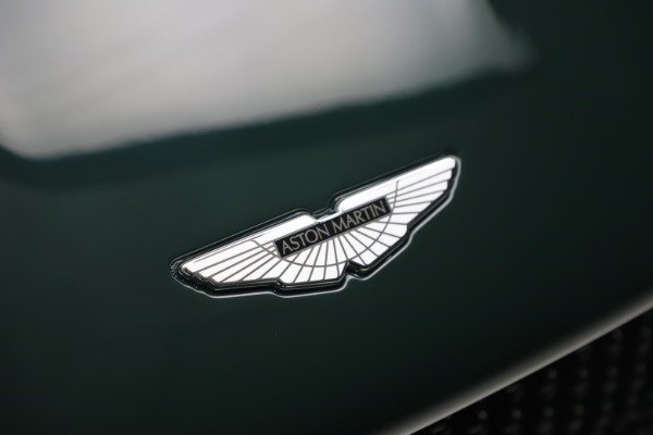 New 2020 Aston Martin DBS Superleggera Coupe for sale Sold at Pagani of Greenwich in Greenwich CT 06830 26