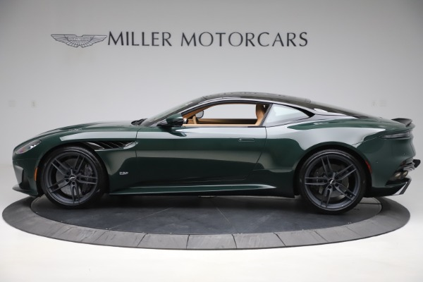 New 2020 Aston Martin DBS Superleggera Coupe for sale Sold at Pagani of Greenwich in Greenwich CT 06830 3