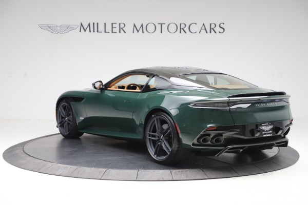 New 2020 Aston Martin DBS Superleggera Coupe for sale Sold at Pagani of Greenwich in Greenwich CT 06830 5