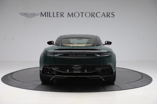 New 2020 Aston Martin DBS Superleggera Coupe for sale Sold at Pagani of Greenwich in Greenwich CT 06830 6
