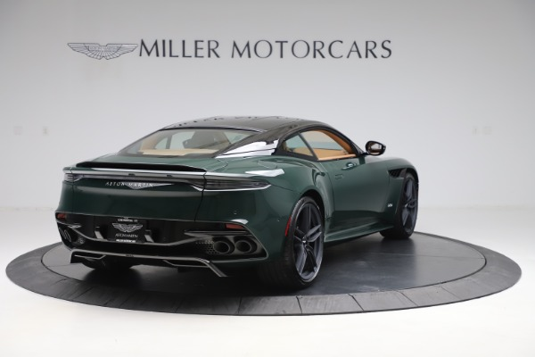 New 2020 Aston Martin DBS Superleggera Coupe for sale Sold at Pagani of Greenwich in Greenwich CT 06830 7