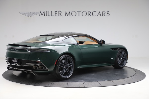 New 2020 Aston Martin DBS Superleggera Coupe for sale Sold at Pagani of Greenwich in Greenwich CT 06830 8