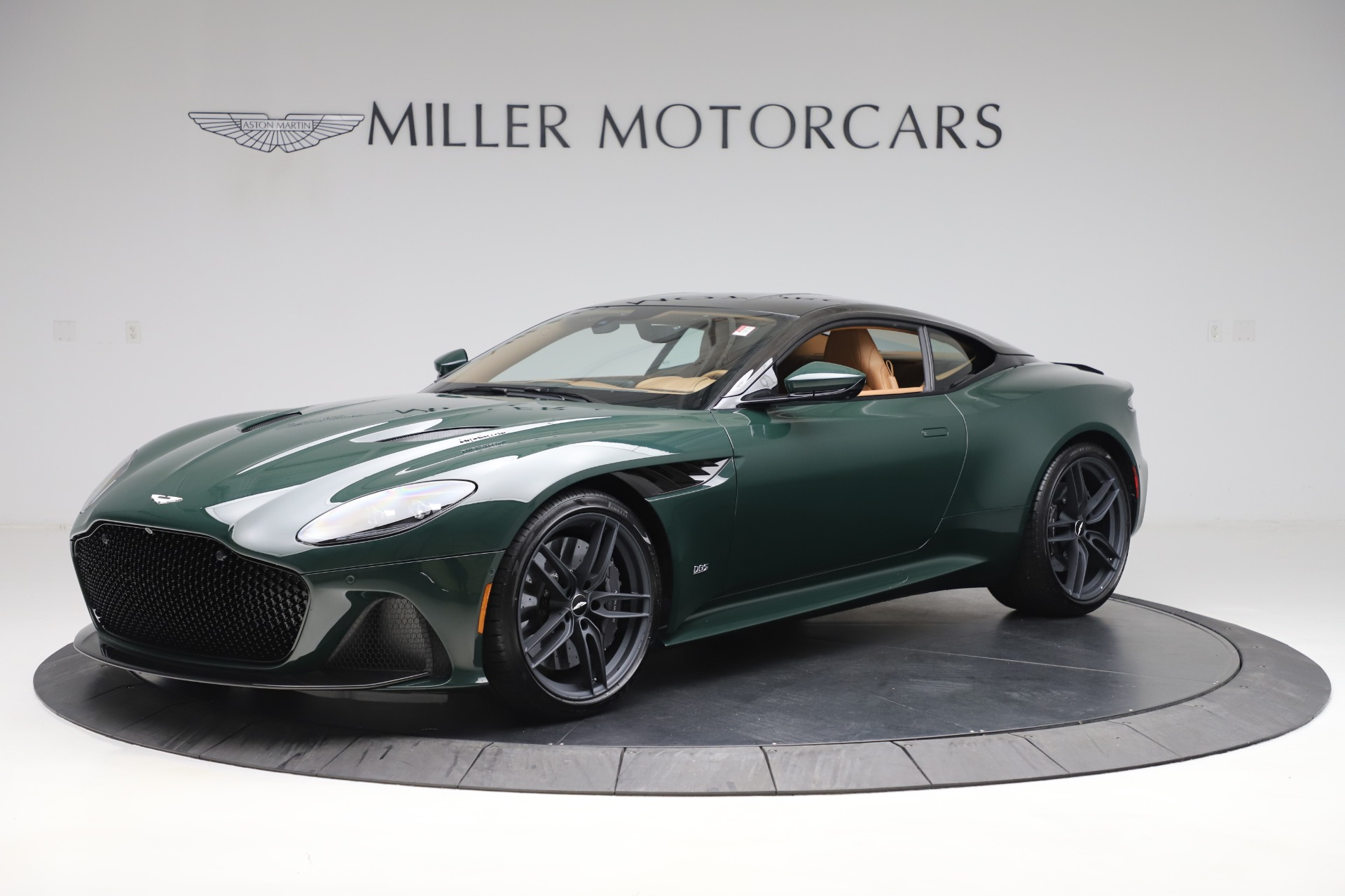 New 2020 Aston Martin DBS Superleggera Coupe for sale Sold at Pagani of Greenwich in Greenwich CT 06830 1