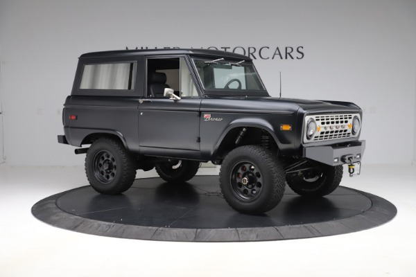 Used 1972 Ford Bronco Icon for sale Sold at Pagani of Greenwich in Greenwich CT 06830 10