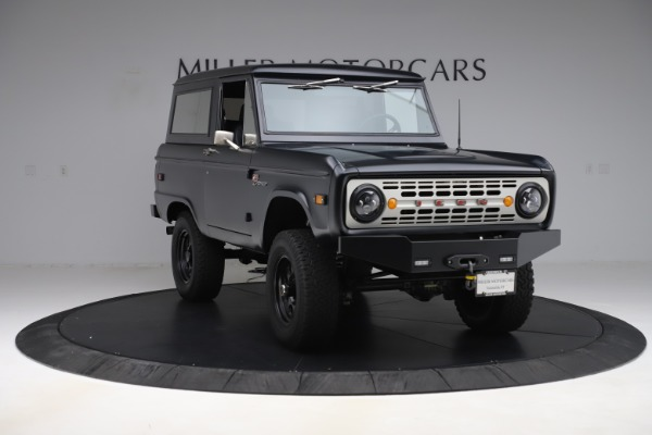 Used 1972 Ford Bronco Icon for sale Sold at Pagani of Greenwich in Greenwich CT 06830 11