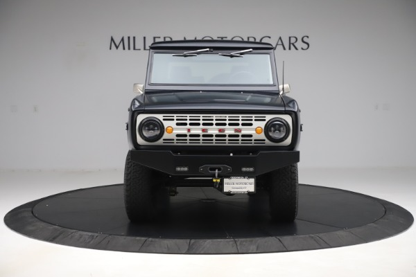 Used 1972 Ford Bronco Icon for sale Sold at Pagani of Greenwich in Greenwich CT 06830 12