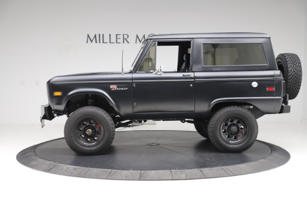 Used 1972 Ford Bronco Icon for sale Sold at Pagani of Greenwich in Greenwich CT 06830 3