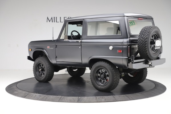Used 1972 Ford Bronco Icon for sale Sold at Pagani of Greenwich in Greenwich CT 06830 4