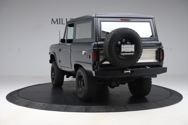 Used 1972 Ford Bronco Icon for sale Sold at Pagani of Greenwich in Greenwich CT 06830 5