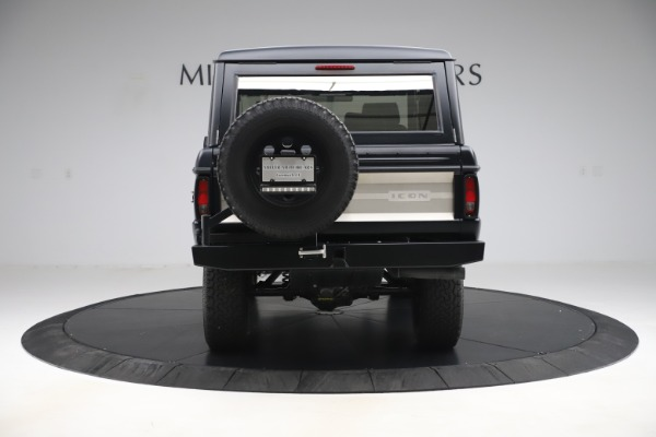 Used 1972 Ford Bronco Icon for sale Sold at Pagani of Greenwich in Greenwich CT 06830 6