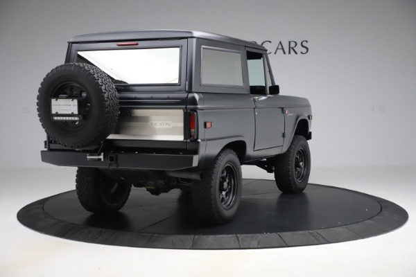 Used 1972 Ford Bronco Icon for sale Sold at Pagani of Greenwich in Greenwich CT 06830 7