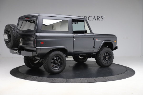 Used 1972 Ford Bronco Icon for sale Sold at Pagani of Greenwich in Greenwich CT 06830 8