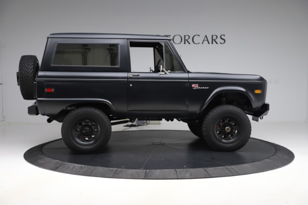 Used 1972 Ford Bronco Icon for sale Sold at Pagani of Greenwich in Greenwich CT 06830 9