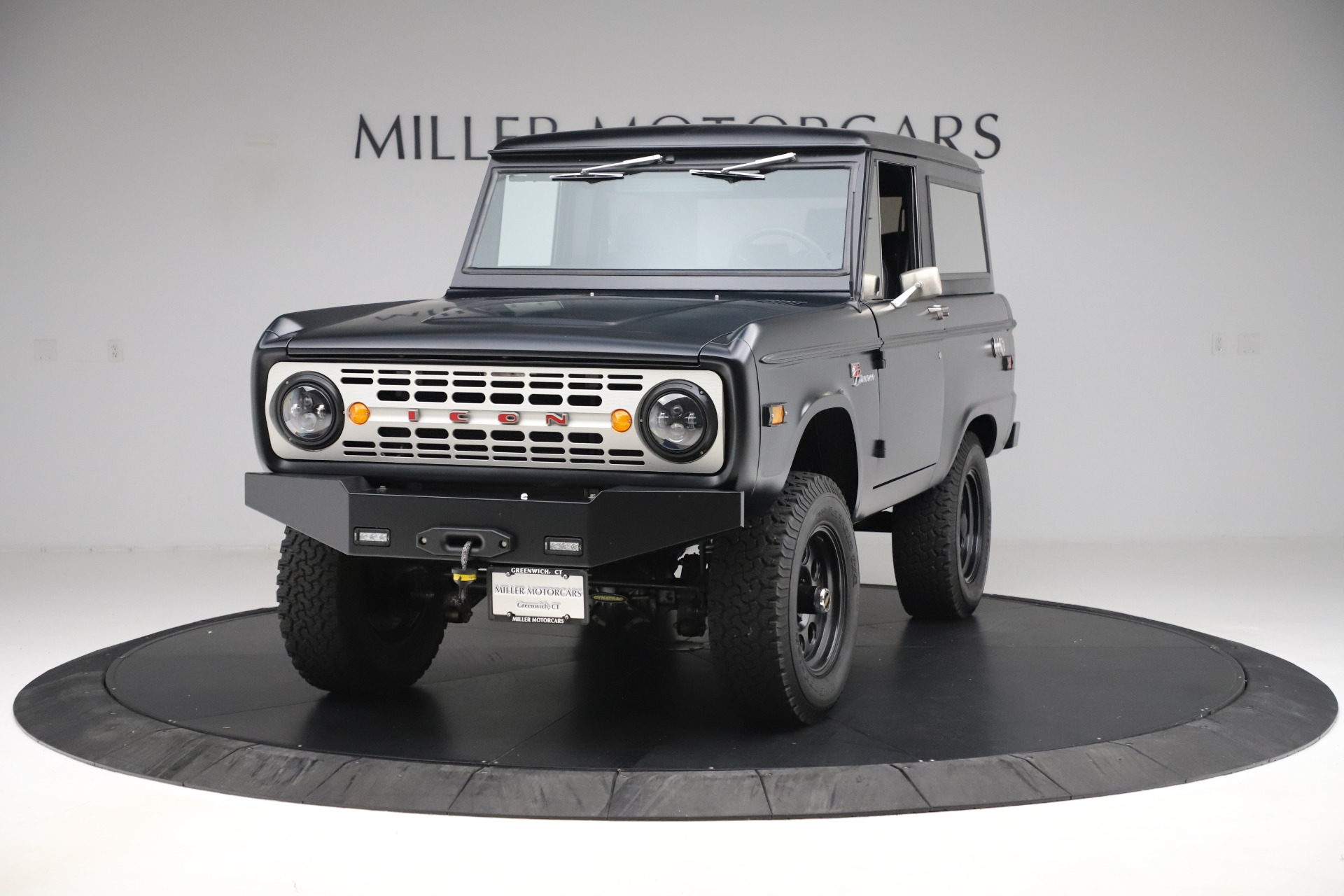 Used 1972 Ford Bronco Icon for sale Sold at Pagani of Greenwich in Greenwich CT 06830 1
