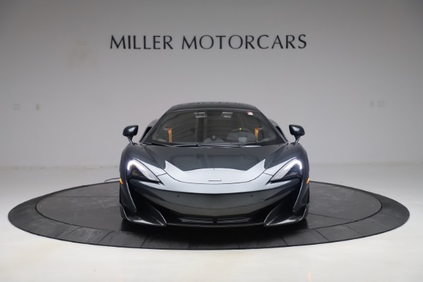 Used 2020 McLaren 600LT SPIDER Convertible for sale $249,900 at Pagani of Greenwich in Greenwich CT 06830 21