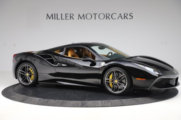 Used 2017 Ferrari 488 GTB Base for sale Sold at Pagani of Greenwich in Greenwich CT 06830 10