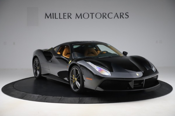 Used 2017 Ferrari 488 GTB for sale $240,900 at Pagani of Greenwich in Greenwich CT 06830 11