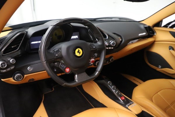 Used 2017 Ferrari 488 GTB Base for sale Sold at Pagani of Greenwich in Greenwich CT 06830 13