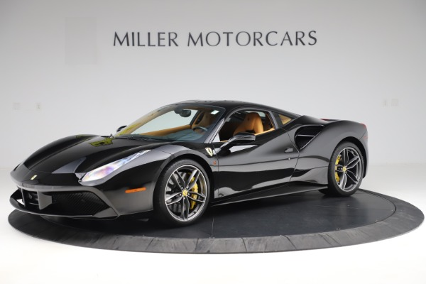 Used 2017 Ferrari 488 GTB Base for sale Sold at Pagani of Greenwich in Greenwich CT 06830 2
