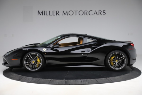 Used 2017 Ferrari 488 GTB Base for sale Sold at Pagani of Greenwich in Greenwich CT 06830 3