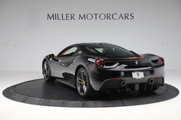 Used 2017 Ferrari 488 GTB Base for sale Sold at Pagani of Greenwich in Greenwich CT 06830 5