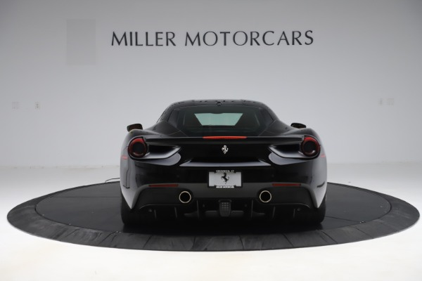 Used 2017 Ferrari 488 GTB Base for sale Sold at Pagani of Greenwich in Greenwich CT 06830 6