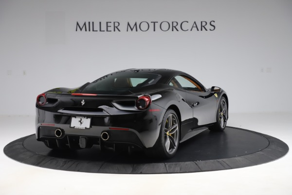 Used 2017 Ferrari 488 GTB Base for sale Sold at Pagani of Greenwich in Greenwich CT 06830 7