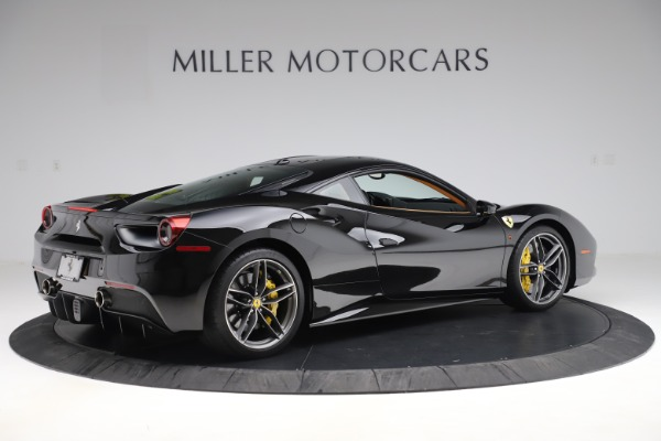 Used 2017 Ferrari 488 GTB Base for sale Sold at Pagani of Greenwich in Greenwich CT 06830 8