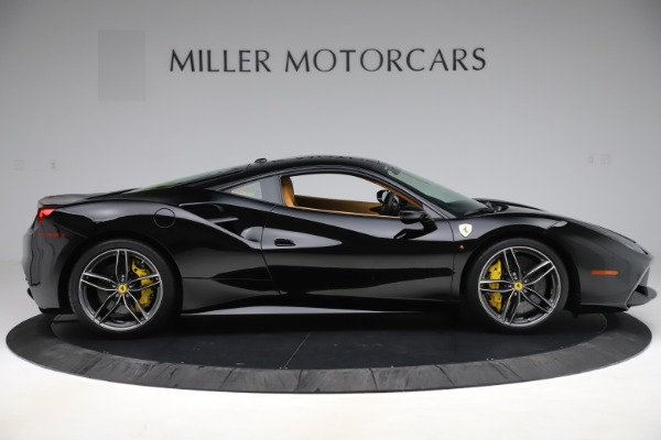 Used 2017 Ferrari 488 GTB Base for sale Sold at Pagani of Greenwich in Greenwich CT 06830 9