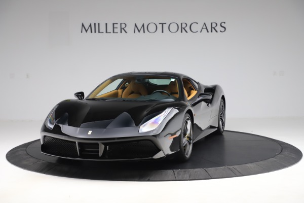 Used 2017 Ferrari 488 GTB Base for sale Sold at Pagani of Greenwich in Greenwich CT 06830 1