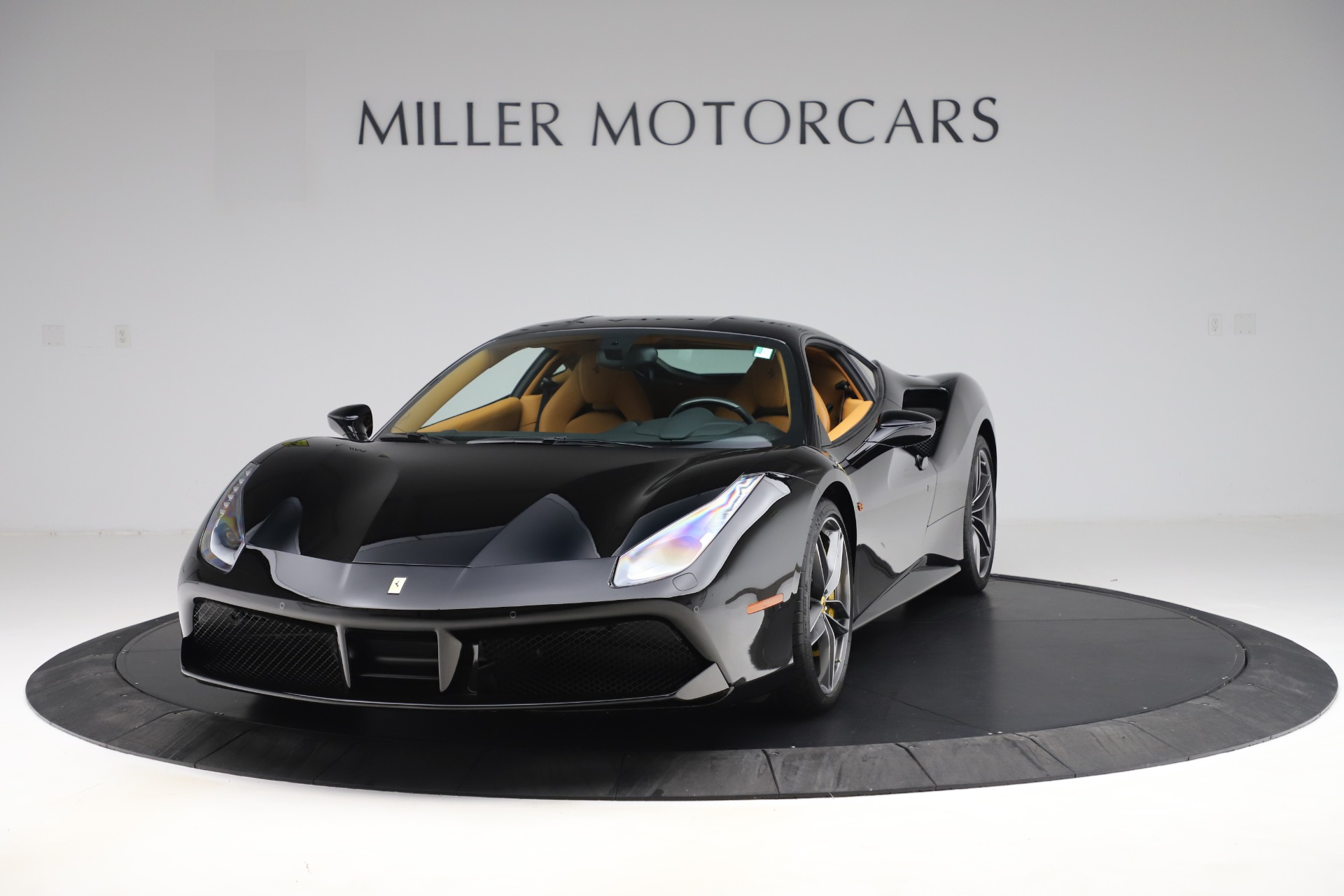 Used 2017 Ferrari 488 GTB for sale $240,900 at Pagani of Greenwich in Greenwich CT 06830 1